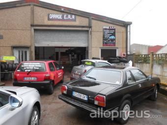 Pneu outreau garage e r a centre de montage allopneus for Garage montage pneu