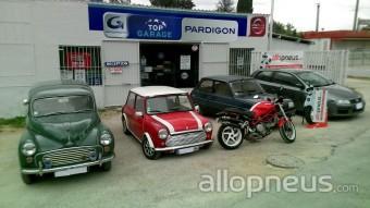 centre montage de pneus Puyricard