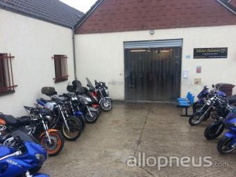 centre montage de pneus Thorigny-sur-Marne