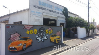 Pneu athis mons fun auto 91 centre de montage allopneus for Garage citroen athis mons