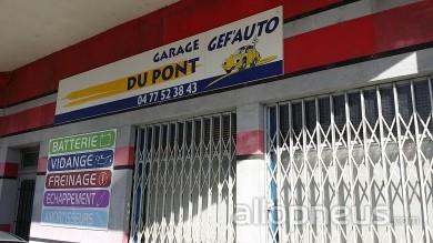 Pneu saint just saint rambert garage du pont jean for Garage saint just