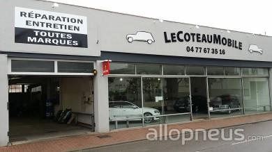 centre montage de pneus LE COTEAU
