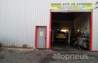 centre montage de pneus VERNON