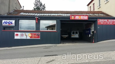 Pneu saint martin la plaine garage richard centre de montage allopneus - Garage volkswagen nice la plaine ...