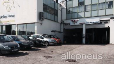 centre montage de pneus Annecy
