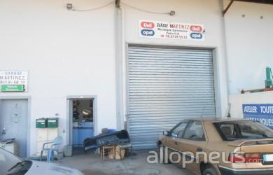 centre montage de pneus PAMIERS