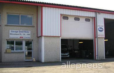 centre montage de pneus CHAMBOEUF