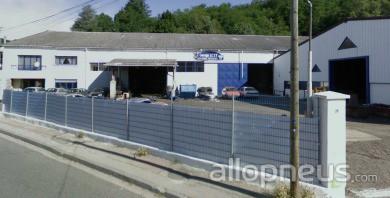 Pneu firminy garage luzy centre de montage allopneus for Garage montage pneu