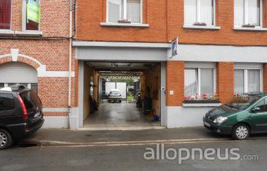 Pneu à La Madeleine Ajc Garage Centre De Montage Allopneus