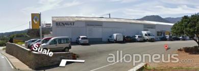 Pneu querciolo casinca garage agent renault centre for Garage renault promotion pneus