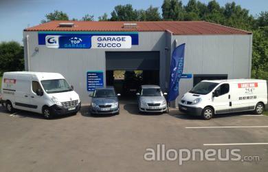 Pneu errouville garage zucco centre de montage allopneus for Garage montage pneu