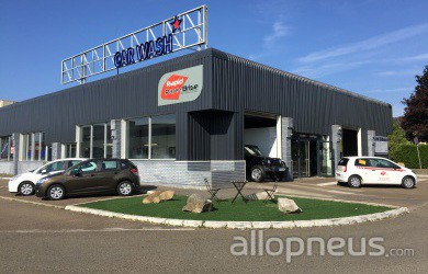 Pneu coignieres car wash rapid pare brise centre for Garage auto coignieres