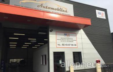 centre montage de pneus LE MANS