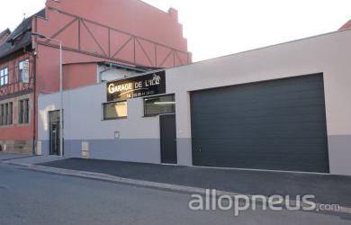 Pneu colmar garage de l 39 ill centre de montage allopneus for Garage volkswagen haut rhin