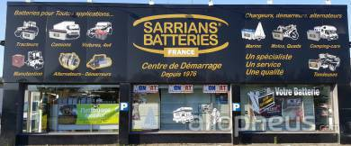 centre montage de pneus SARRIANS