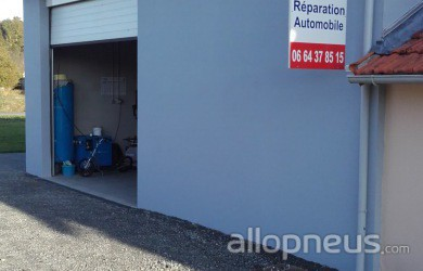 centre montage de pneus BASSE GOULAINE