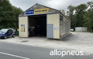 centre montage de pneus gaillan medoc