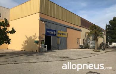 centre montage de pneus LA GARDE