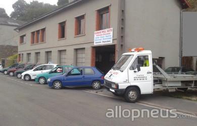 centre montage de pneus NOUZONVILLE