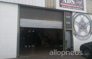 centre montage de pneus ANGLET