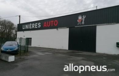 centre montage de pneus ST LEGER DE LINIERES, ST JEAN DE LINIERES