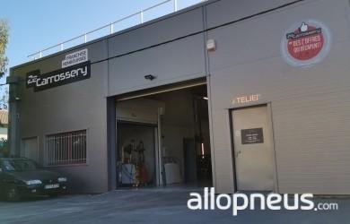 centre montage de pneus AUBENAS