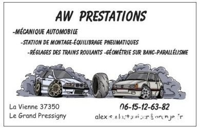 centre montage de pneus LE GRAND PRESSIGNY