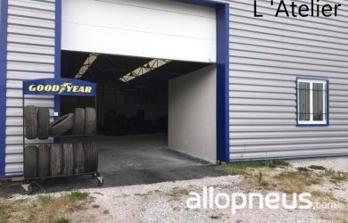 centre montage de pneus NEULLIAC