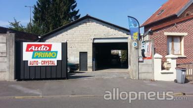 Pneu st quentin auto crystal centre de montage allopneus for Garage mercedes saint quentin 02