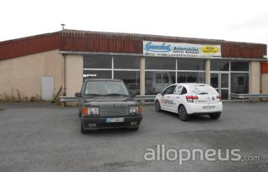 centre montage de pneus LOUISFERT