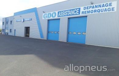 Pneu d mouville garage de l 39 ouest centre de montage for Garage ad pneu