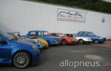 centre montage de pneus ST HELLIER