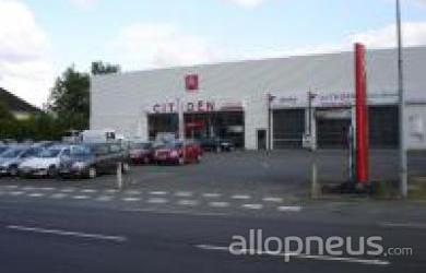 centre montage de pneus LE BLANC