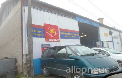 centre montage de pneus LIBOURNE