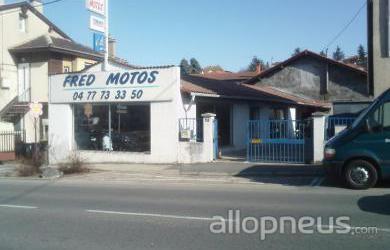 centre montage de pneus LA GRAND CROIX