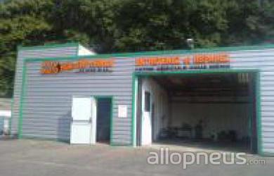 centre montage de pneus LOCHES
