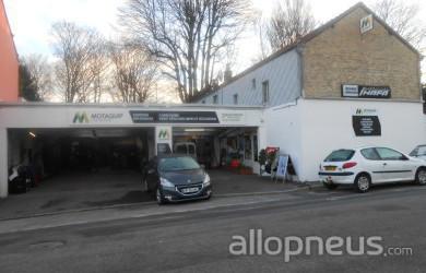 Pneu le havre garage strauss centre de montage allopneus for Garage clemenceau le havre