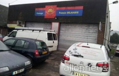 Pneu meulers garage delahaye centre de montage allopneus for Garage montage pneu