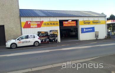 Pneu laize la ville garage vauquelin centre de for Garage ad pneu