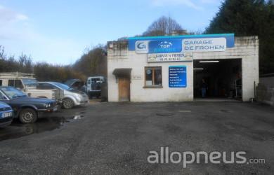 Pneu frohen sur authie garage de frohen centre de for Garage montage pneu