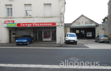 Pneu doue la fontaine sarl garage vinconneau centre for Garage des fontaines
