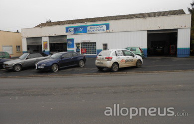 Pneu noeux les mines garage noeuxois centre de for Garage auto bully les mines