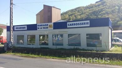 Pneu blesle garage de la vallee rci centre de montage allopneus - Garage de la vallee pouzauges ...