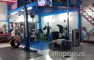 centre montage de pneus LES HAYS