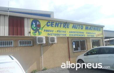 centre montage de pneus COLOMIERS