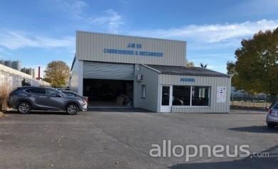centre montage de pneus SENLIS
