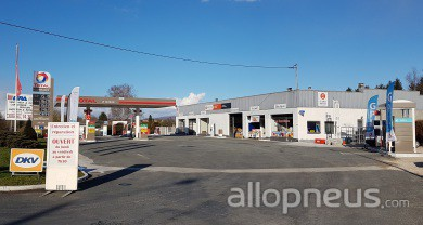 Pneu saint tienne du bois garage cira station total for Garage saint etienne
