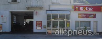 centre montage de pneus VAL D ARC, AIGUEBELLE