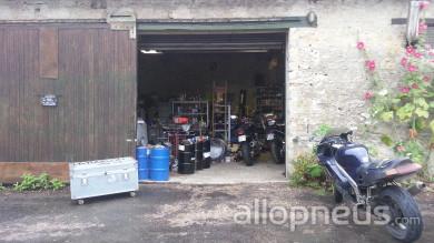 centre montage de pneus RAMOULU