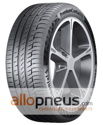 pneu continental premium contact 6 suv 235 55r18 100v fr allopneus com. Black Bedroom Furniture Sets. Home Design Ideas